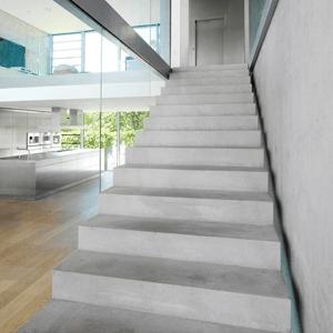 Бетонные маршевые лестницы